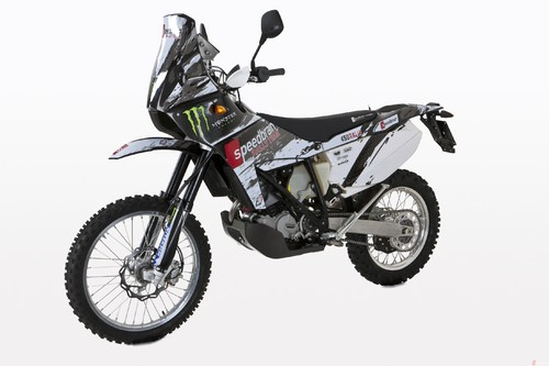 Speebrain 450 Rally Production Racer.