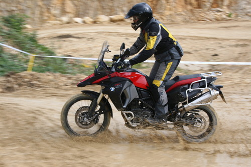 BMW F 800 GS Adventure.