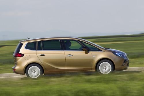 Opel Zafira Tourer 1.6 CDTI.