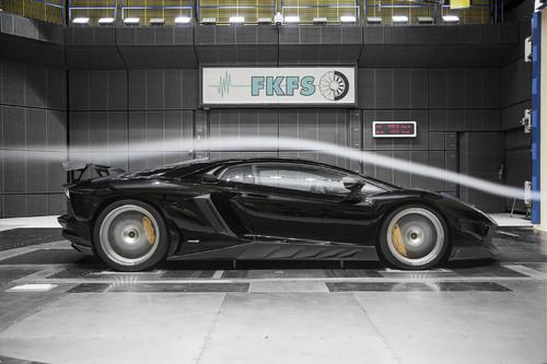 Lamborghini Aventador von Novitec Torado.