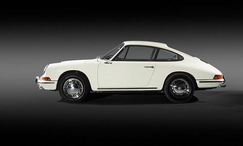 Porsche 911, Baujahr 1965.