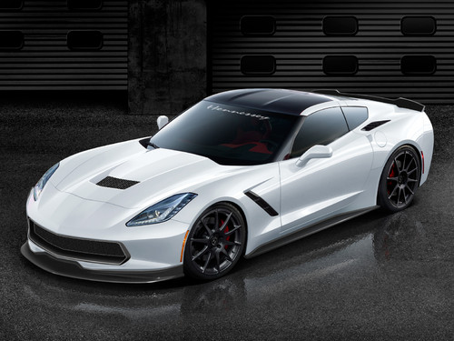 Hennessey Corvette Stingray HPE700.