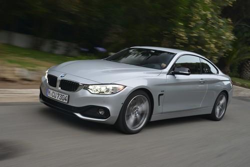 BMW 435i.