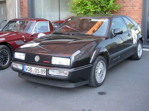 Autozeitung Youngtimer Classic: Volkswagen Corrado G 60.