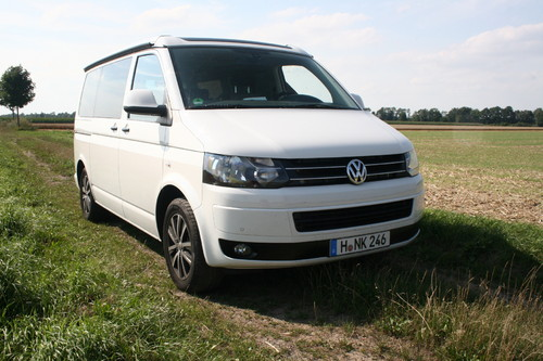 Volkswagen California Beach Edition.