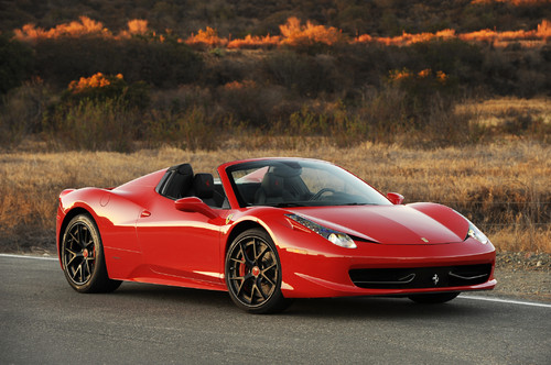 Ferrari 458 HPE 700 Twin Turbo.