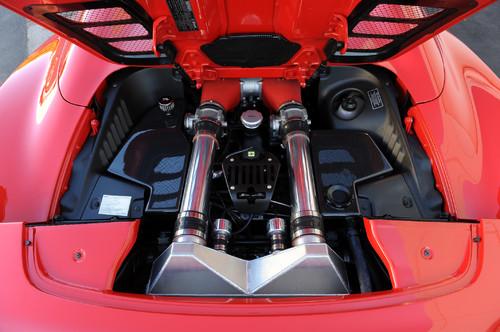 Ferrari 458 HPE 700 Twin Turbo.