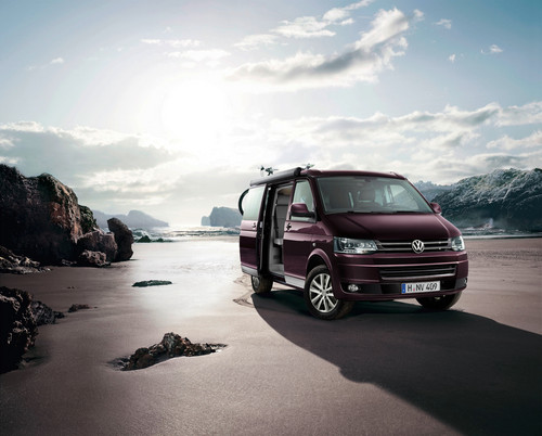 Volkswagen California Generation.