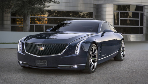 Cadillac Elmiraj Grand Coupé.