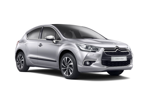 Citroën DS4 Urban Show.