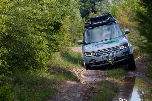 Range Rover Sport 3.0 SDV6 Hybrid.
