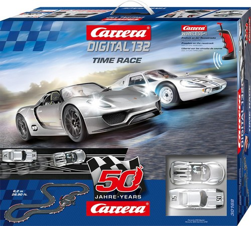 "Carrera-Digital-132-Set ""Time Race""."