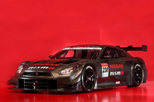 Nissan GT-R Nismo GT500.