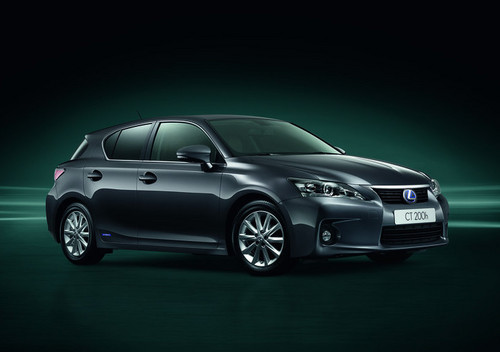 Lexus CT 200h Selection.