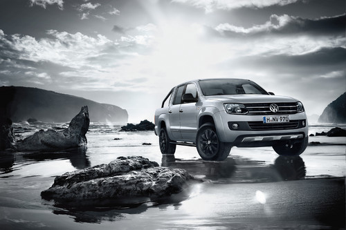 Volkswagen Amarok Black Label.