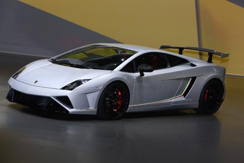 Lamborghini Gallardo Squadra Corse.
