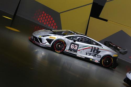 Lamborghini Gallardo Super Trofeo.