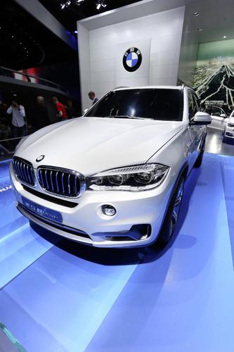 BMW X5 eDrive.