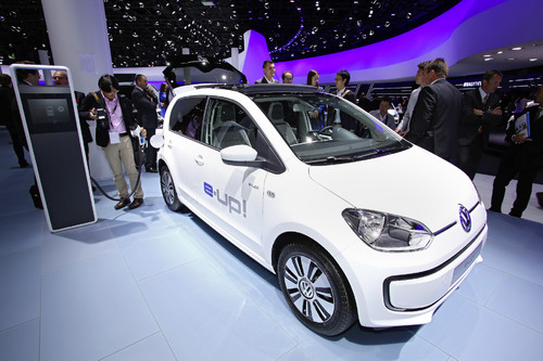Volkswagen E-Up.