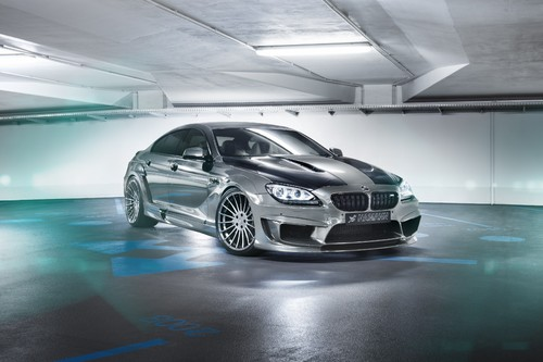 "BMW M6 Gran Coupé Hamann ""Mirror GC""."