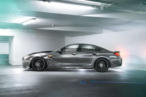 "BMW M6 Gran Coupé Hamann ""Mirror GC""."