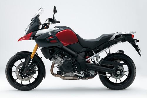 Suzuki V-Strom 1000 ABS.