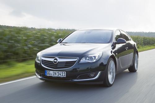 Opel Insignia Fließheck.