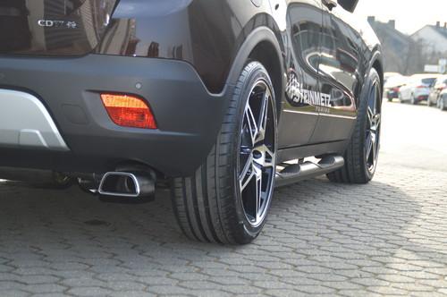 Steinmetz Opel Mokka.