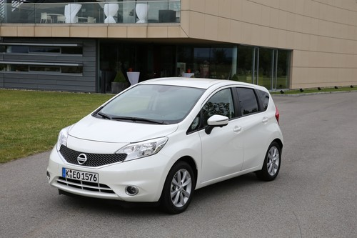 Nissan Note.