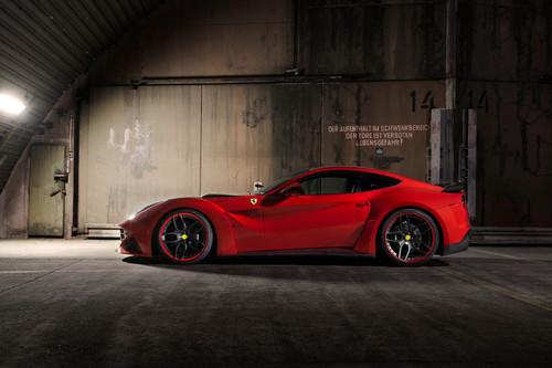 Ferari F12 Berlinetta Novitec Rosso N-Largo.