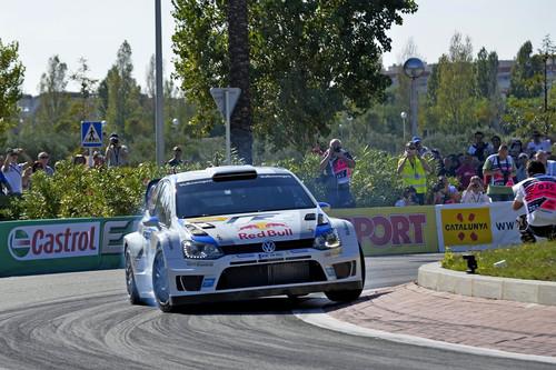 Volkswagen Polo R WRC von Sébastien Ogier.