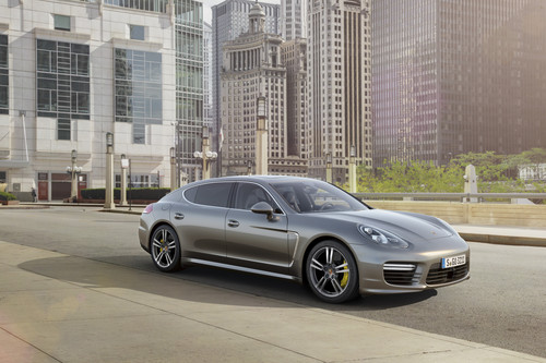 Porsche Panamera Turbo S Executive.