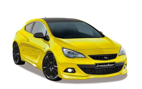 Irmscher Opel Astra GTC Sport 45.
