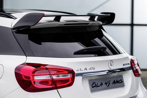 Concept GLA 45 AMG.