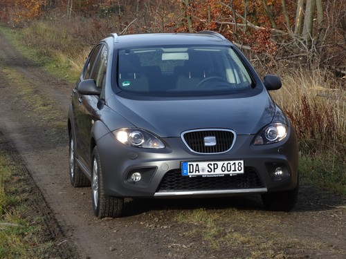 Seat Altea Freetrack.