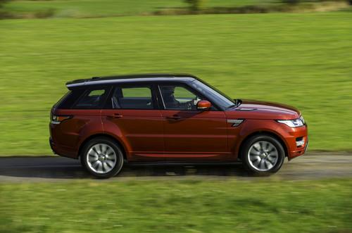 Range Rover Sport SDV8.