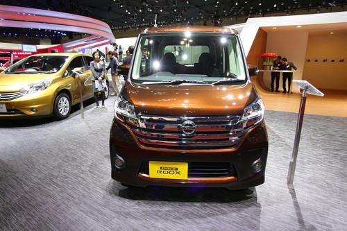 Nissan Dayz Roox