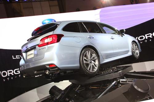 Subaru Levorq.