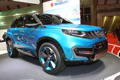 Suzuki. Concept iV4.