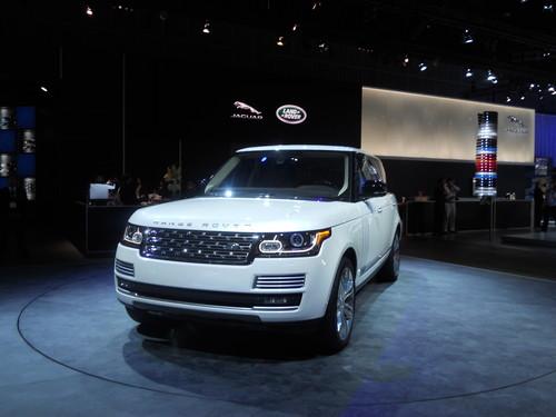 Range Rover LWB Autobiography.