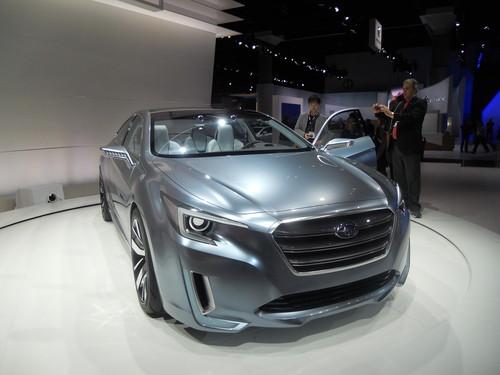 Subaru Legacy Concept.