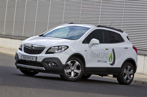 Opel Mokka LPG.