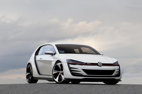 Volkswagen Golf Vision GTI.