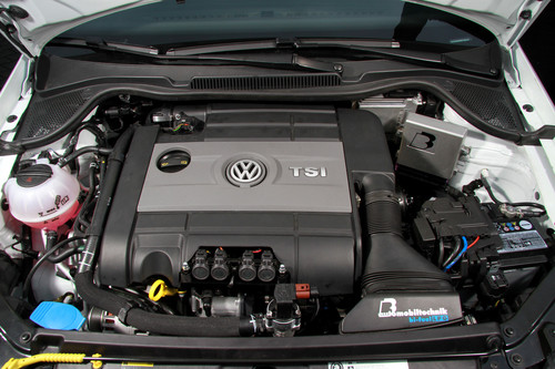 Volkswagen Polo R WRC Street 2.0 TSI von B&B.