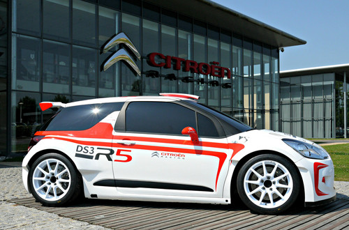 Citroen in Essen: DS3 Racing.