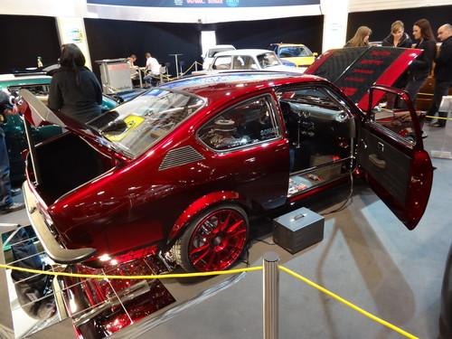 Eindrücke von der Essen Motor Show: Opel Kadett Coupé von Uwe Wolf.