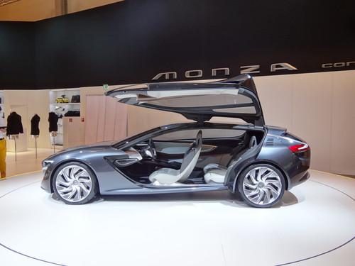 Eindrücke von der Essen Motor Show: Opel Monza Concept.