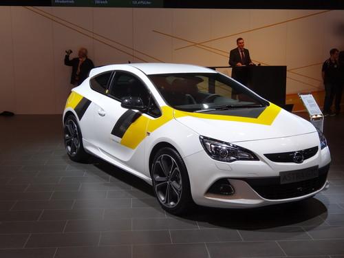 Eindrücke von der Essen Motor Show: Opel Corsa PPC Nürburgring-Edition.