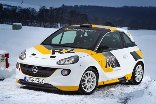 Opel Adam Rallye 2.