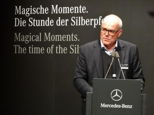 Michael Bock, Chef von Mercedes-Benz Classic.